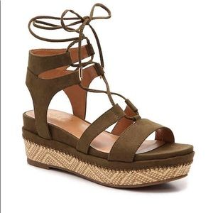 Franco Sarto Sandals!